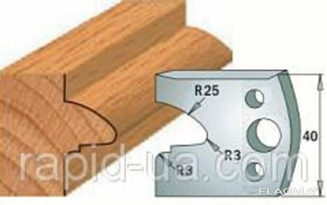 Комплекты фигурных ножей CMT серии 690/691 #078