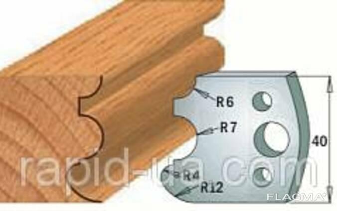 Комплекты фигурных ножей CMT серии 690/691 #088