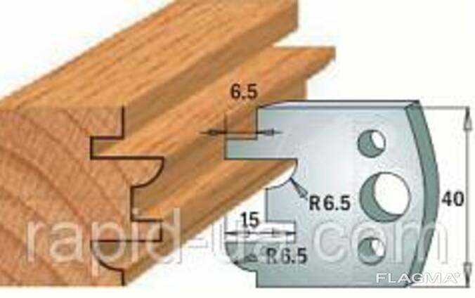 Комплекты фигурных ножей CMT серии 690/691 #096