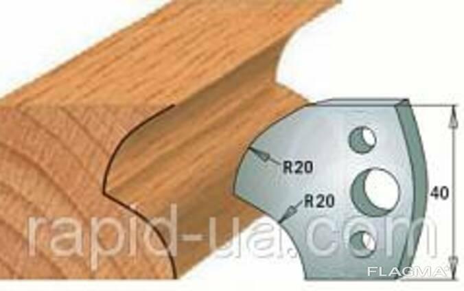 Комплекты фигурных ножей CMT серии 690/691 #120