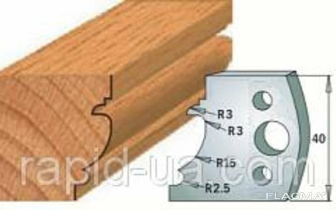 Комплекты фигурных ножей CMT серии 690/691 #121