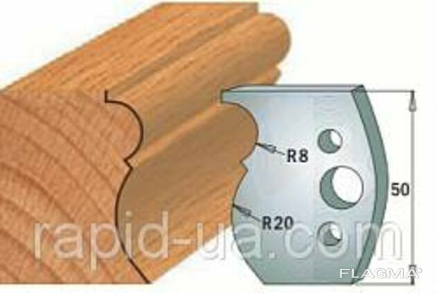 Комплекты фигурных ножей CMT серии 690/691 #502