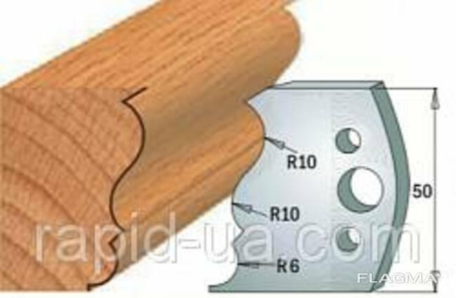 Комплекты фигурных ножей CMT серии 690/691 #506