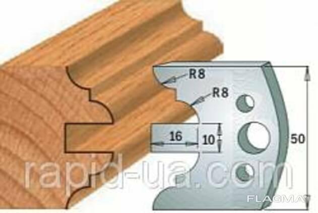 Комплекты фигурных ножей CMT серии 690/691 #522