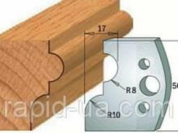 Комплекты фигурных ножей CMT серии 690/691 #551