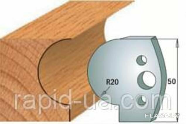 Комплекты фигурных ножей CMT серии 690/691 #562