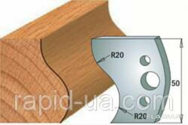 Комплекты фигурных ножей CMT серии 690/691 #571