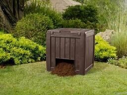 Компостер садовый Deco Composter with Base 340 L Keter