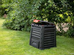 Компостер садовый Eco Composter 320L Allibert, Keter
