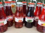 Компоты ягодные в ассортименте 1 л ТО - фото 1