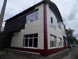 Композитные фасады: Проектирование, изготовление, монтаж