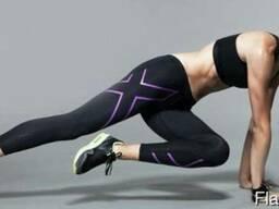 Компрессионная спортивная одежда 2XU