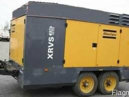 Компрессор Atlas Copco XRVS 476, 25 бар, 20 кубов