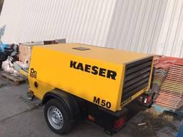 Компрессор дизельный передвижной Kaeser М50 - 5 м3/мин, 7бар