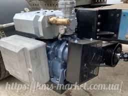Компрессор для цемента CG80 в комплекте