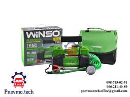 Компрессор Winso два поршня компрессор для пневмопідвіски 2х поршневий