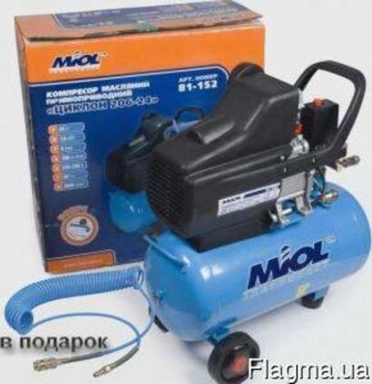Компрессор MIOL 81-152 Циклон на 24 литра