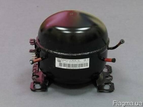 Компрессор на холодильник Атлант СК-100 Н5-02, фреон R12, 10