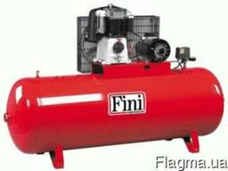 Компрессор поршневой Fini BK-119-270-7. 5 AP 14 бар (380 В)