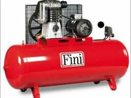 Компрессор воздушный, поршневой fini bk 114-270f-5. 5