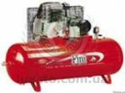 Компрессор воздушный, поршневой fini bk 119-270f-5. 5