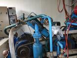 Компрессор высокого давления безмасляный SIAD TS3/250-A3 (под капитальный ремонт) - фото 1