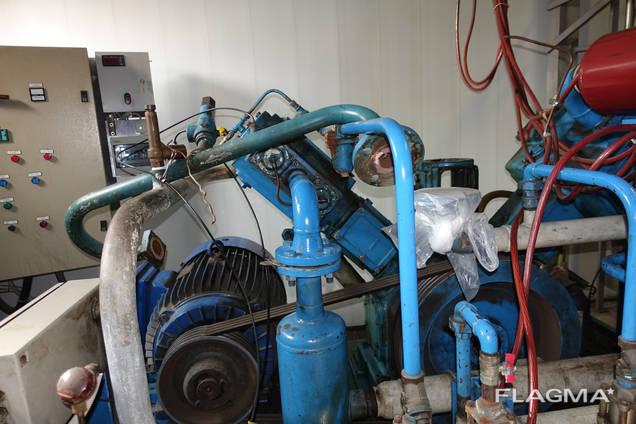 Компрессор высокого давления безмасляный SIAD TS3/250-A3 (под капитальный ремонт)