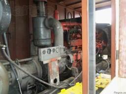 Компрессорная установка ПР 12/8М, в рабочем состоянии