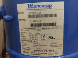 Компрессоры Danfoss серии Maneurop ― это герметичные поршнев