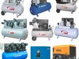 Компрессоры поршневые и винтовые, электрические и дизельные - фото 1