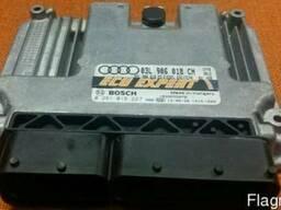 Компьютер Audi Q3 Блок управления ЭБУ 03L906018CN 0281018227