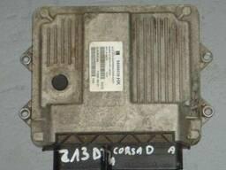 Компъютер Opel Corsa D 55566037 HJ MJD6O3. SC Чистый