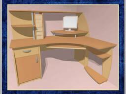 Компьютерные, офисные и письменные столы, стол для ноутбука