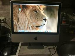 Сросно продам IMac 20 inch Core2Duo 2.64Hz /RAM 4 Гб/HDD