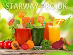 Концентраты фруктовых соков
