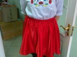 Концертный костюм, пошив под заказ, блуза, юбка для выступле