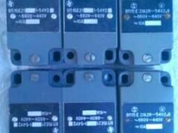 Кулачковый Переключатель УП5311, УП5312, УП5313, УП5316