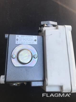Концевые выключатели взрывозащищенные ВКВ-14