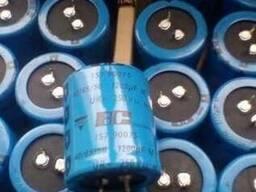 Конденсатор электролитический, радиальный ( Vishay)