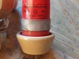 Конденсатор неполярный ТГК-2,5АУ3-2500 /-500 пФ 5кВ