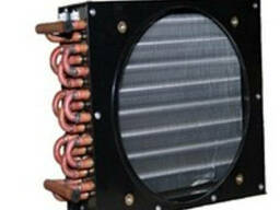 Конденсатор воздушного охлаждения 4, 8 кВт (1хф350)