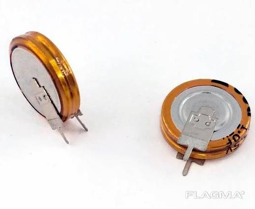 Конденсаторы 0.22F 0.47F 1F 1.5F 3F 22F (ионисторы суперконденсаторы)