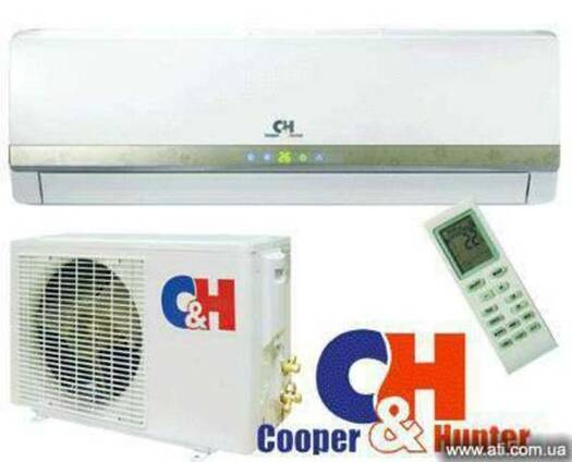 Кондиционер Cooper&Hunter S-12LHR2. Кривой Рог