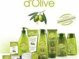 Кондиционер для волос DALAN «d'Olive» Объем 200мл
