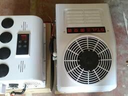 Кондиционер электрический 24в накрышный