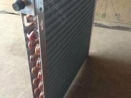 Радиатор кондиционера на комбайн Обрий BS Z-110 (Конденсатор)