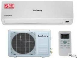 Кондиционер Luberg LSR-12 HDI ION