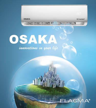 Кондиціонер побутовий-тепловий насос OSAKA STVP-09HH