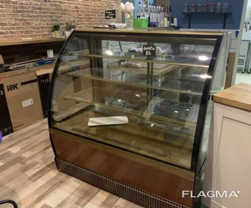 Кондитерская витрина кондитерка холодильная витрина Veneto