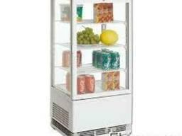 Кондитерские холодильные шкафы-витрины